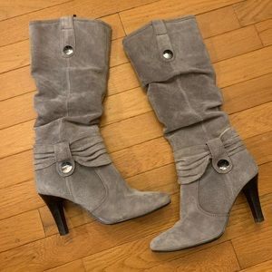 Franco Fortini Ryah Suede/Leather Boots | 7